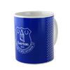Everton - Club Crest Fade Design 11oz Mug