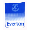Everton - Club Crest Fade Fleece Blanket