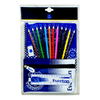 Everton - Club Crest Fade Design Ultimate Stationery Set (19pc)