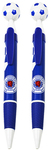 Rangers F.C. - Club Crest Pen Set (Set of 2)
