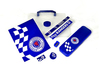 Rangers F.C. - Club Crest Checked PP Stationery Gift Set