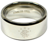 Rangers F.C. - Club Crest Band Ring (Medium)