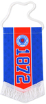 Rangers F.C. - Date Established Mini Pennant