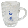 Tottenham Hotspur - Club Crest Glass Tankard Cover