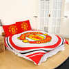 Manchester United - Reversible Pulse Duvet Set (Double)