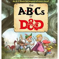 The ABC's of D&D (Role Playing Game)