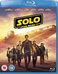 Solo - A Star Wars Story (Blu-ray) - Cover