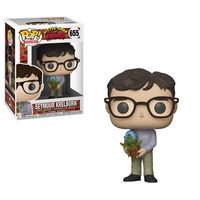 Funko Pop! Movies - Little Shop of Horrors - Seymour With Audrey II Vinyl Figure - Cover