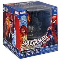Marvel HeroClix - Spiderman and His Amazing Friends Team Pack (Miniatures)