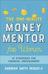 The One-minute Money Mentor for Women - Deborah Smith Pegues (Paperback)