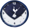 Tottenham Hotspur - Club Crest Swoop Wall Clock