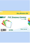 Treeline - Binding Covers Clear A4 150 Micron (Pack of 100)