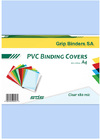 Treeline - Binding Covers Clear A4 A4 180 Micron (Pack of 100)