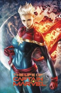 The Life of Captain Marvel - Margaret Stohl (Paperback)