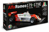 Italeri - 1/12 - AlfaRomeo 179-173C (Plastic Model Kit)