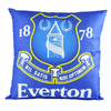 Everton - Club Crest Transfer Print Cushion