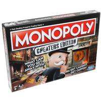 Monopoly - Cheaters Edition (Board Game)