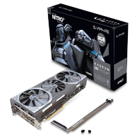 Sapphire NITRO+ AMD Radeon RX Vega 64 8GB HBM2 Gaming Graphics Card - Cover