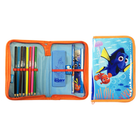 Finding Dory - Single Zip Filled Pencil Case - Cover
