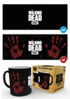 Walking Dead - Hand Print Mug Cover