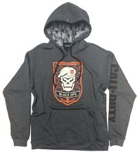 Call of Duty - Black Ops Charcoal Hoodie (XX-Large)