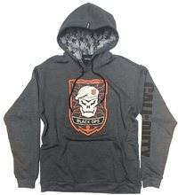 Call of Duty - Black Ops Charcoal Hoodie (Large)