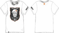 Call of Duty - Black Ops 4 Logo Men's White T-Shirt (X-Large) - Cover