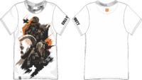 Call of Duty - Black Ops 4 Specialists Men's White T-Shirt (XX-Large) - Cover