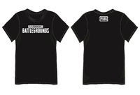 PUBG - Logo Men's Black T-Shirt (Large) - Cover