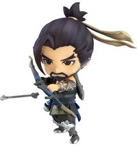 Overwatch - Hanzo Nendoroid Action Figure (Figure) - Cover