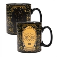 Star Wars - C-3PO Heat Change Mug - Cover