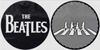 Beatles - Abbey Road Silhouette (Slipmat Set)