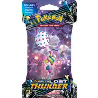 Pokémon TCG - Sun & Moon: Lost Thunder Single Sleeved Booster (Trading Card Game)