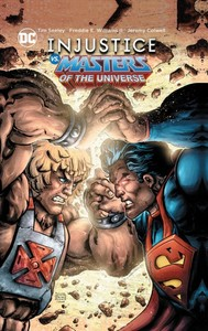 Injustice Vs. Masters of the Universe - Tim Seeley (Hardcover) - Cover