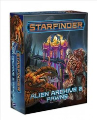 Starfinder - Alien Archive 2 Pawn Box (Role Playing Game) - Cover