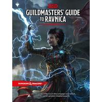 Dungeons & Dragons - Guildmasters' Guide to Ravnica (Role Playing Game)
