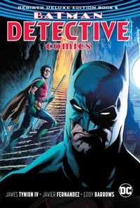 Batman - Detective Comics - the Rebirth 4 - James Tynion (Hardcover) - Cover