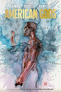 American Gods 2 - My Ainsel - Neil Gaiman (Hardcover) - Cover