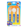 Go Jetters - Characters Cutlery Set (3pc)