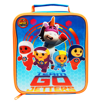 Go Jetters - Team Go Jetters Lunch Bag - Cover