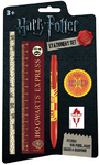Harry Potter - Crest & Logo Stationery Set (5pc)