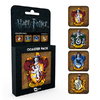 Harry Potter - House Crests Coaster Set (4pc)