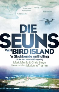 Die Seuns van Bird Island - Mark Minnie & Chris Steyn (Trade Paperback) - Cover
