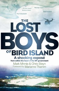 The Lost Boys of Bird Island - Mark Minnie (Paperback) - Cover