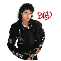 Michael Jackson - Bad (Vinyl) - Cover