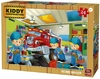 King Puzzle - Kiddy Construction - Mechanic Workshop Puzzle (50 Pieces)