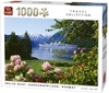 King Puzzle - Travel - Cruise Boat, Norway Puzzle (1000 Pieces)