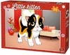 King Puzzle - Little Kittens & Dogs - Kitten at Home Puzzle (24 Pieces)