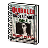 Harry Potter - Quibbler (Notebook) - Cover
