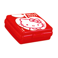 Hello Kitty - Apple Lunch Box - Cover